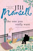 The One You Really Want Book Cover
