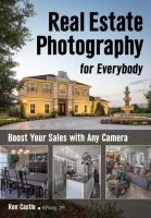 Book Jacket for: Real estate photography for everybody